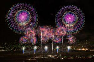 市川三郷町の神明の花火大会2019はいつ? 日程や駐車場と混雑しない鑑賞スポットは?